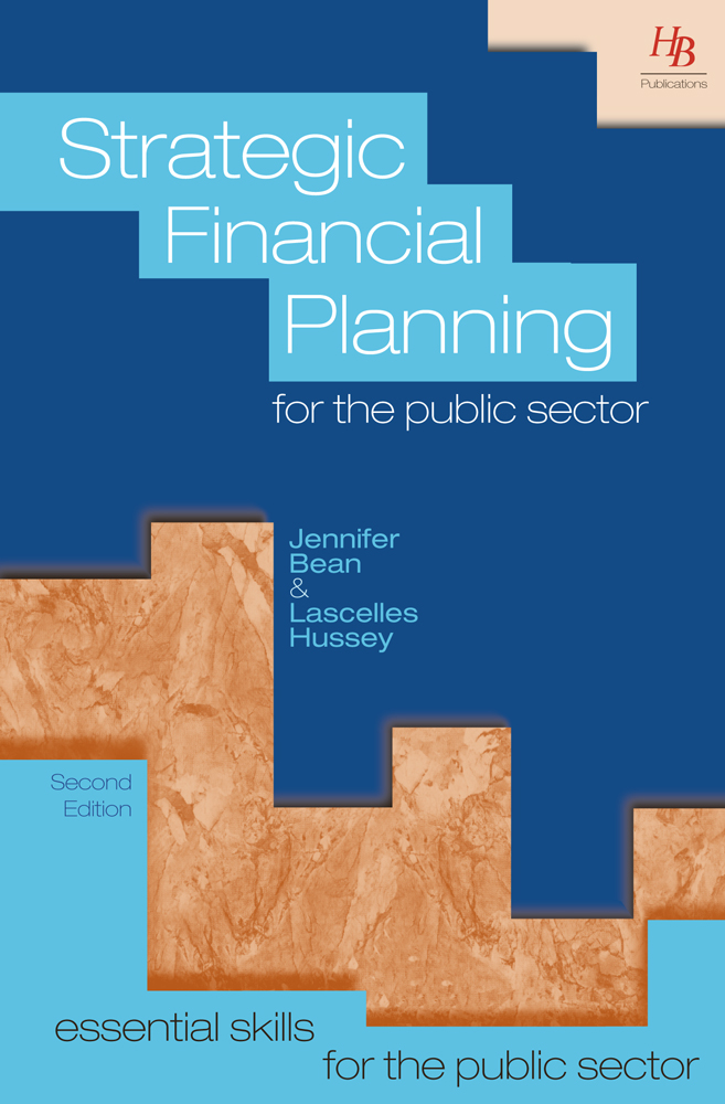 Strategic Financial Planning for Public Sector Services 2nd Edition