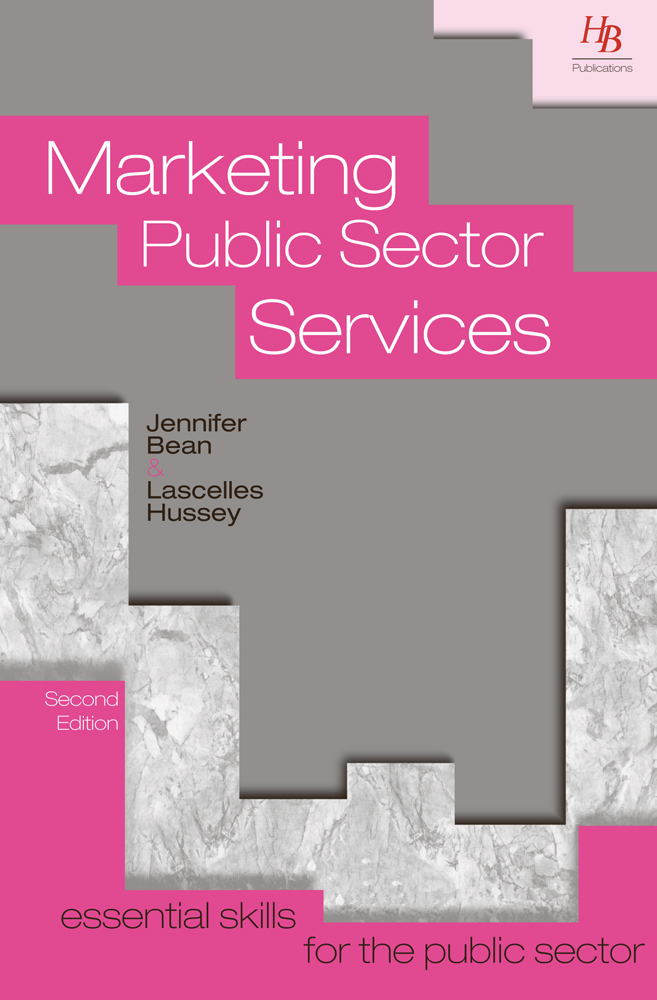 Marketing Public Sector Services 2nd Edition Ebook