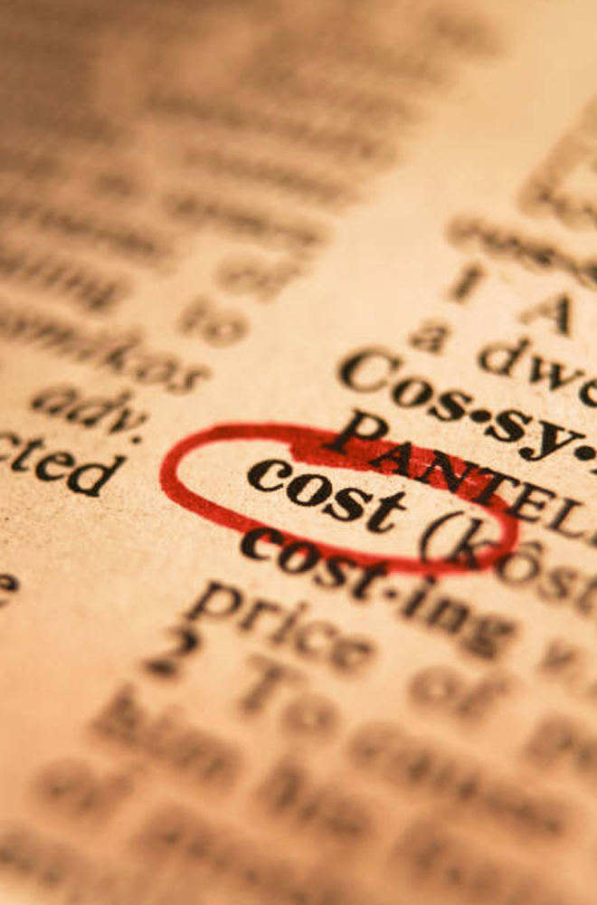 Costing and Pricing - online assessment